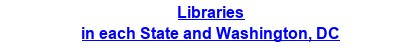 Libraries in each State and Washington, DC